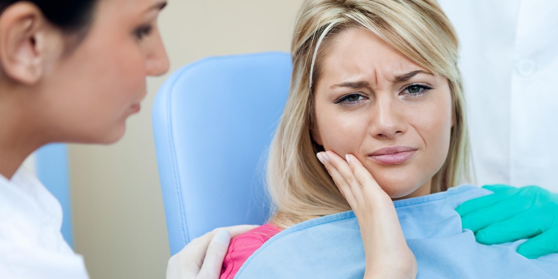 Зубная боль при беременности что делать