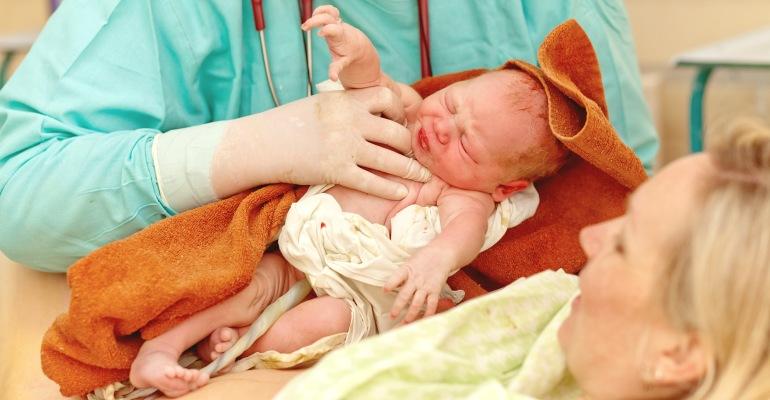 Роды при тромбоцитопении
