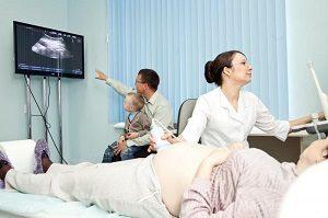 Процедура ЭхоКГ при беременности